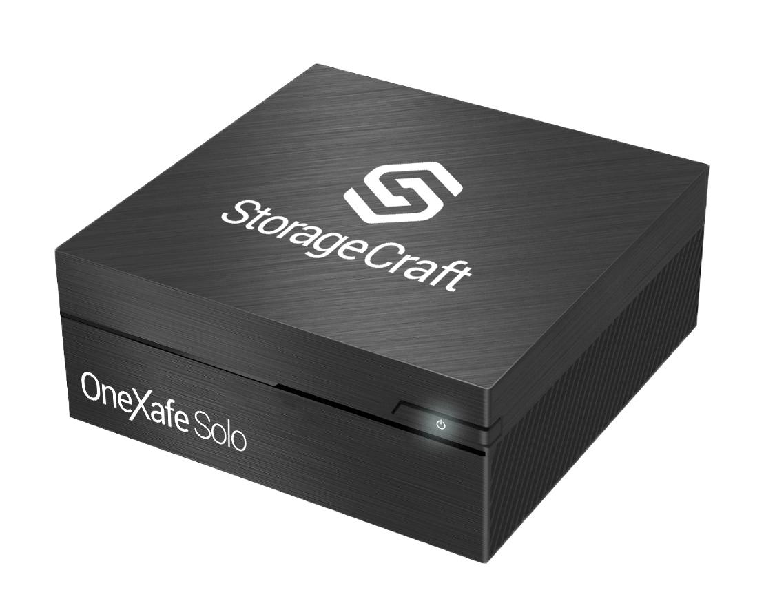 OneXafe Solo von StorageCraft jetzt verfügbar