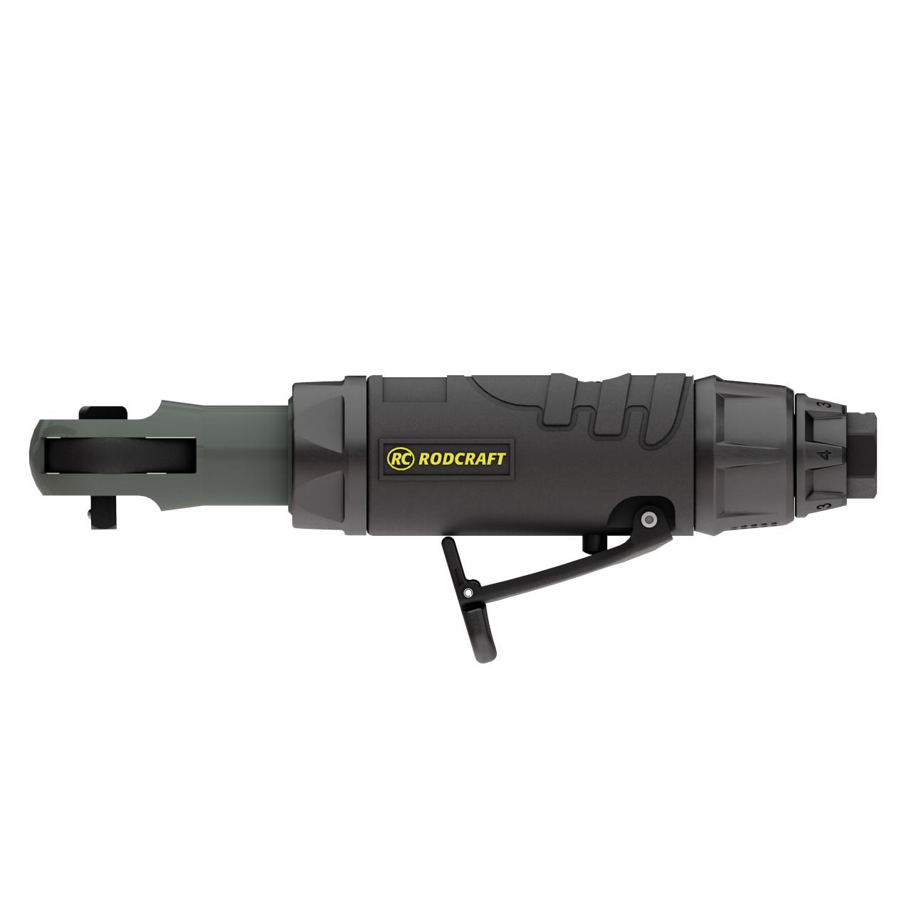 Für alle Fälle das passende Werkzeug: Vier neue Druckluftratschen von Rodcraft
