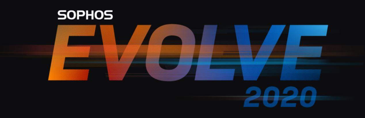 Sophos Evolve 2020 Partnerkonferenz wird virtuell
