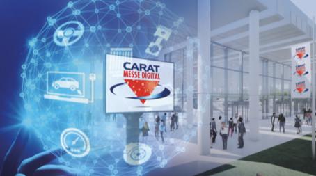 Rodcraft auf der CARAT Messe DIGITAL 2021
